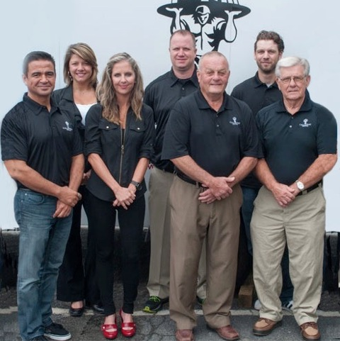 The Team at Callaway Industrial Services, Inc.